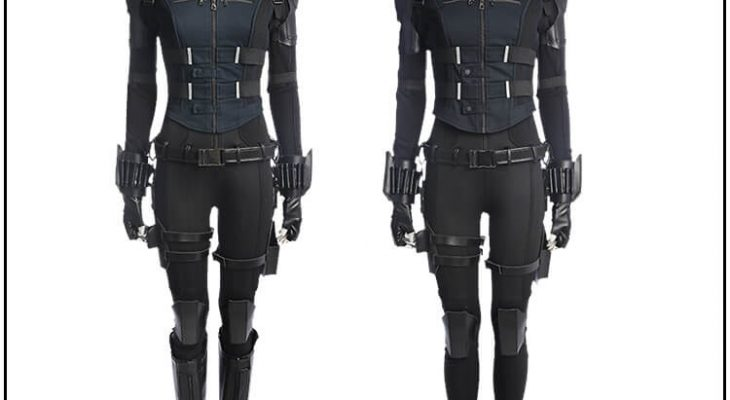 Complete Guide for Newest 2020 Black Widow Cosplay